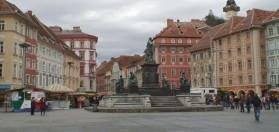 graz town square